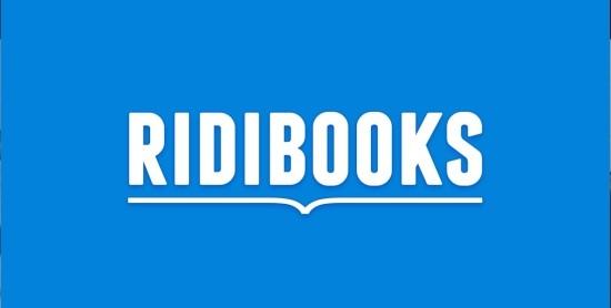 Ridibooks (reader) – The Korean learners best friend